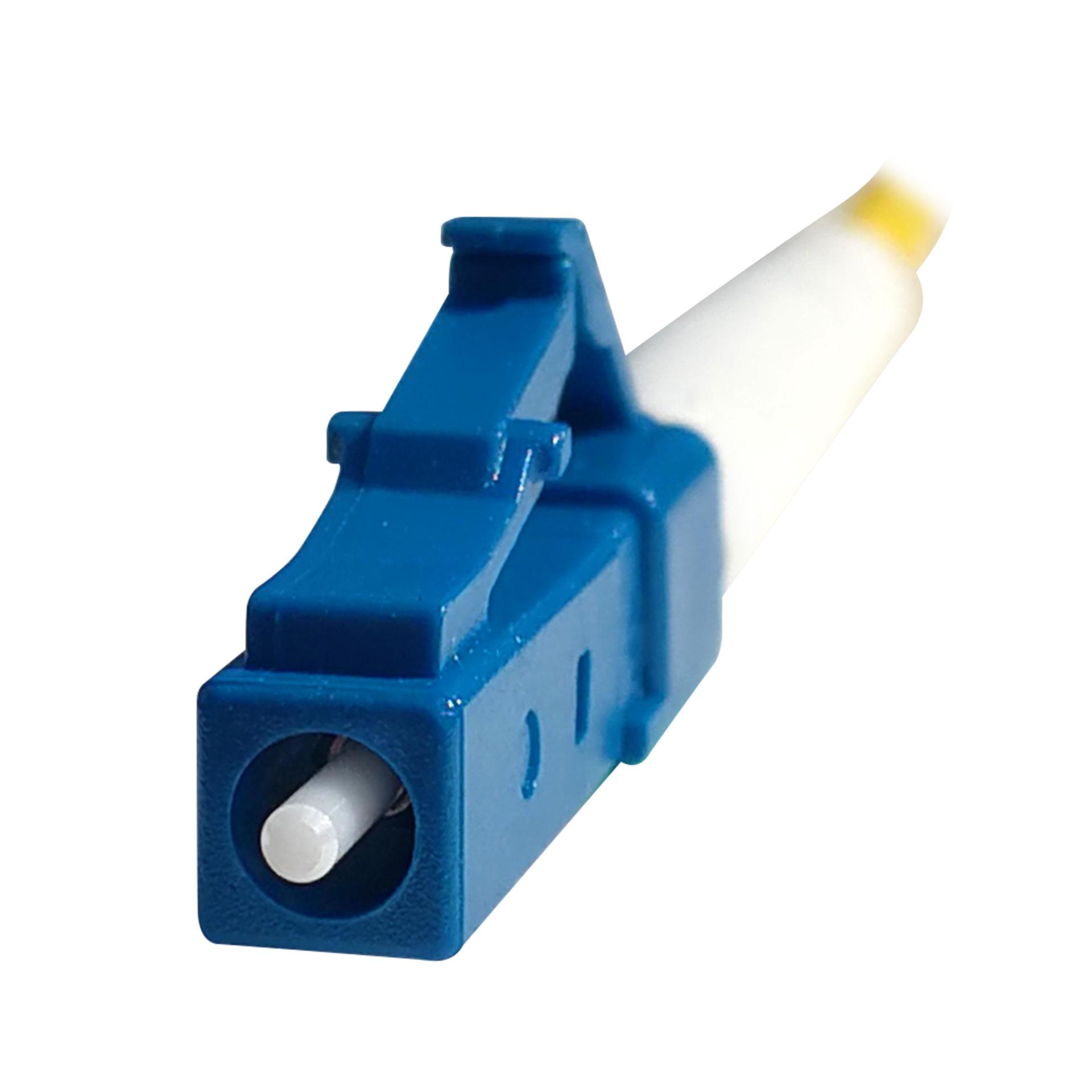 LC/UPC Simplex Fiber Optic Patch Cord