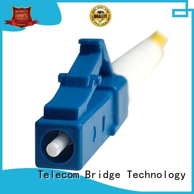 TBT Custom fiber optic patch cord supplier supply electronic consumer products