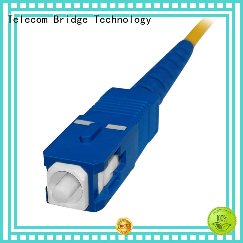 TBT New fiber optic patch cord supplier factory intelligent monitoring systems