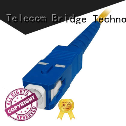TBT New fiber patch cord company electronic consumer products