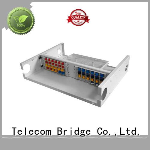 TBT 2u fiber optic distribution frame intelligent monitoring systems