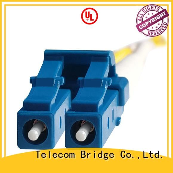 TBT China fiber optic patch cord supplier price home smart electronics