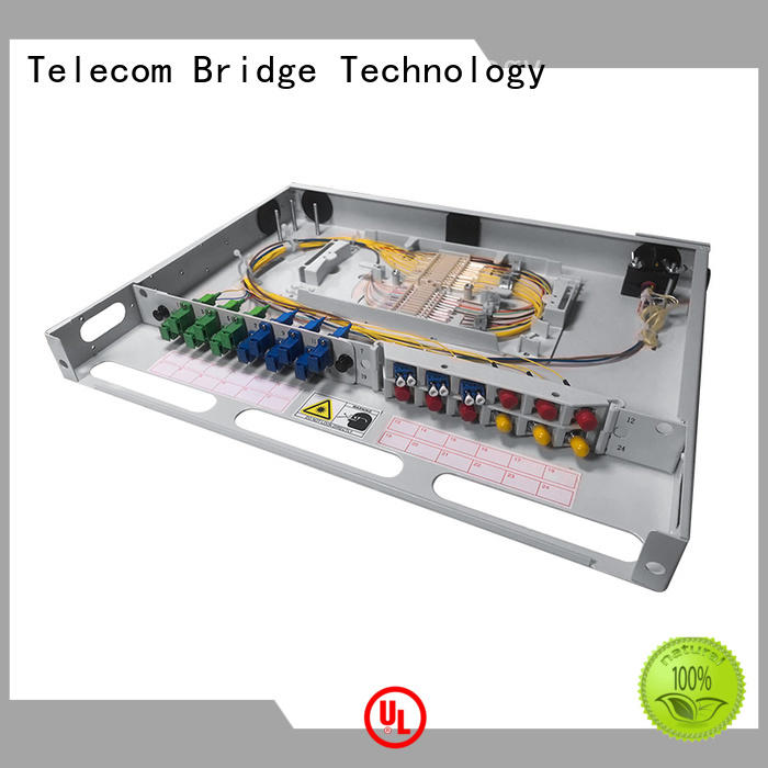 TBT 1u optical fiber termination box manufacturer home smart electronics