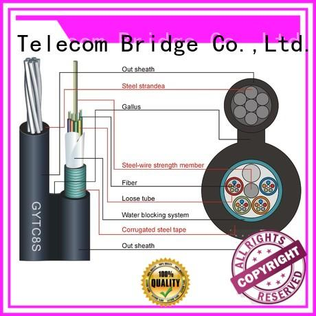 TBT best quality outdoor fiber optic patch cable supplier electronic consumer products