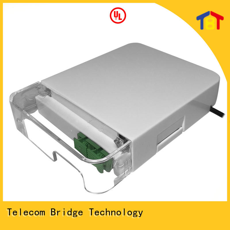 TBT optical fiber distribution box factory price electronic consumer products