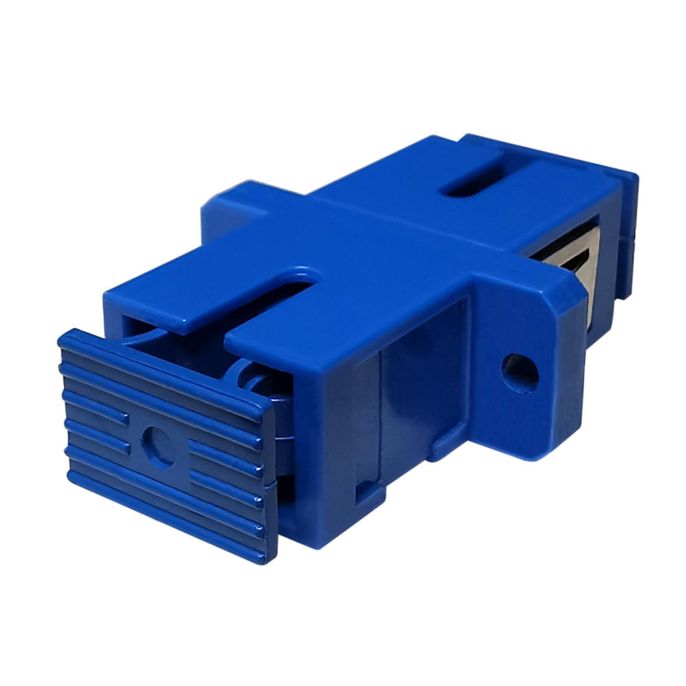 SC Simplex Fiber Optic Adapter