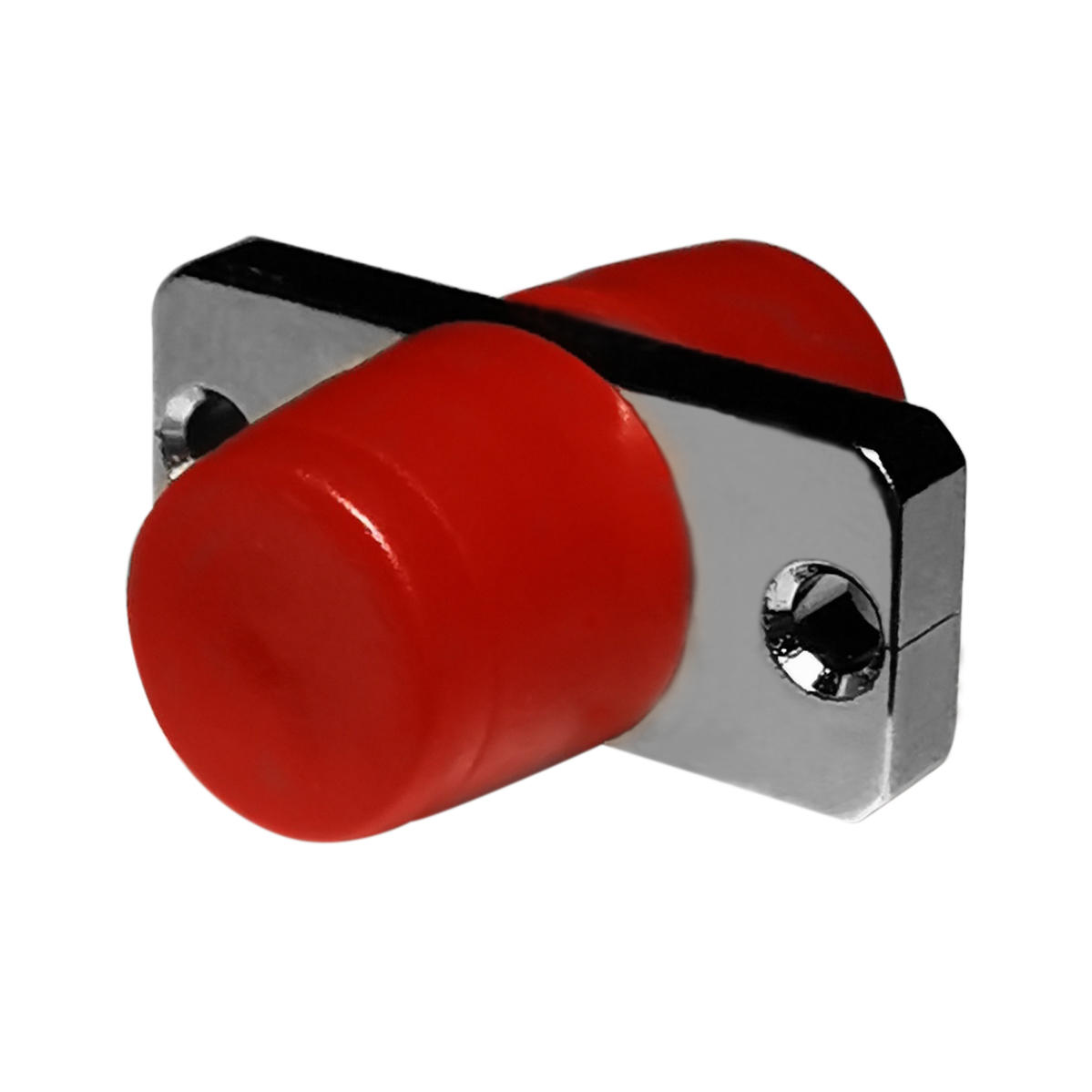 Fiber Optic Adapter FC Flange Type