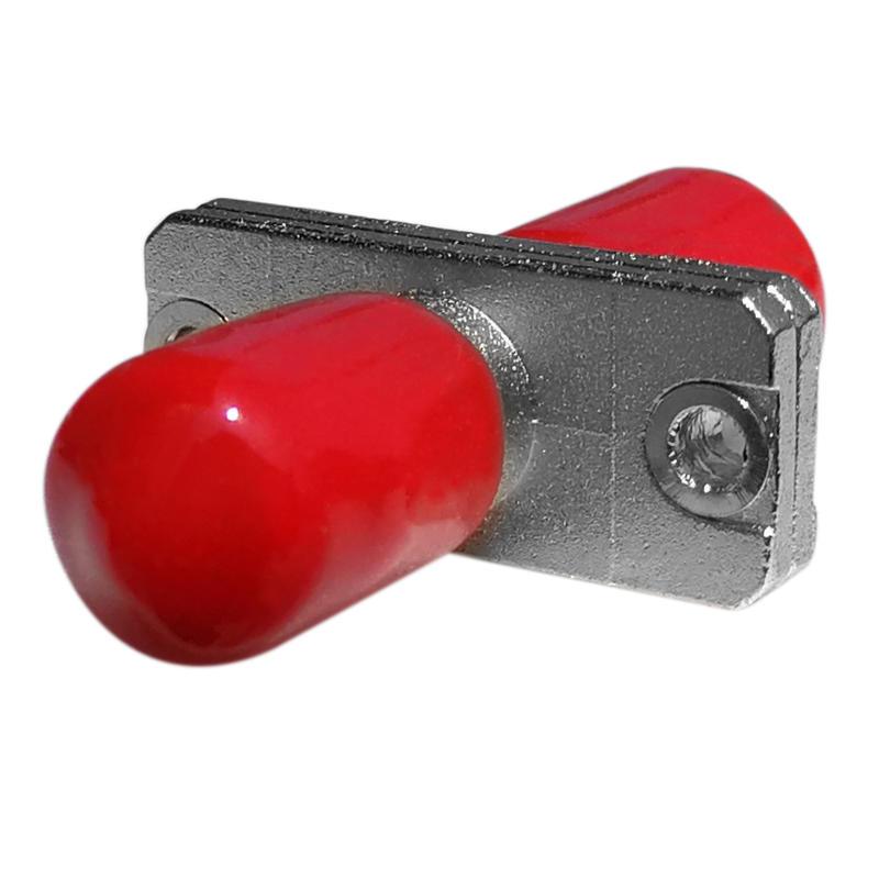 Fiber Optic Adapter ST Flange Type