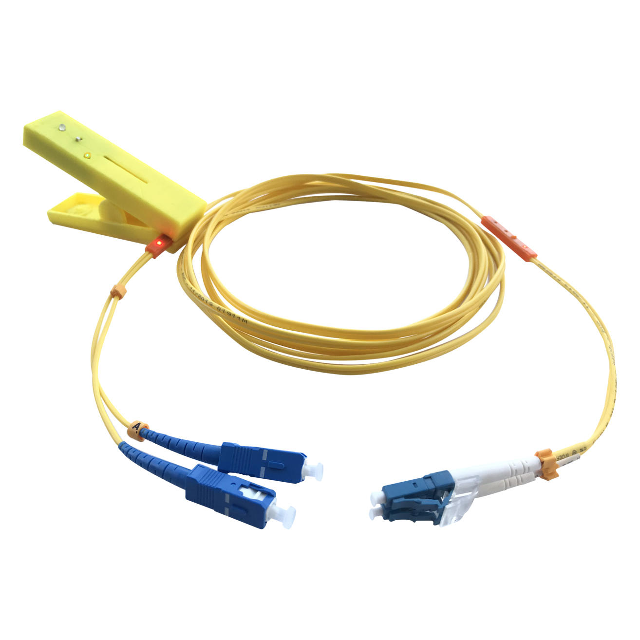 LED Tracing Fiber Patch Cord