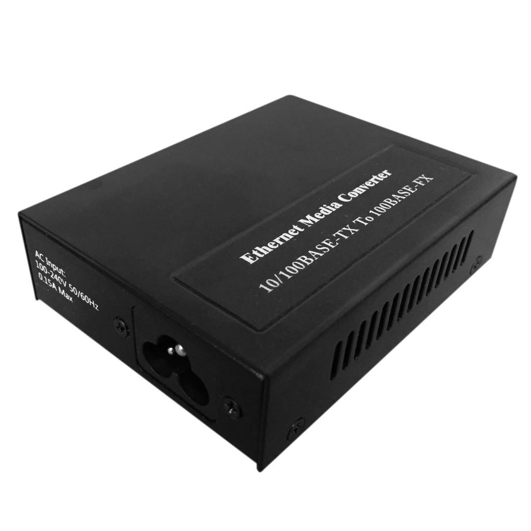 SC 10  100M SX Fiber Converter