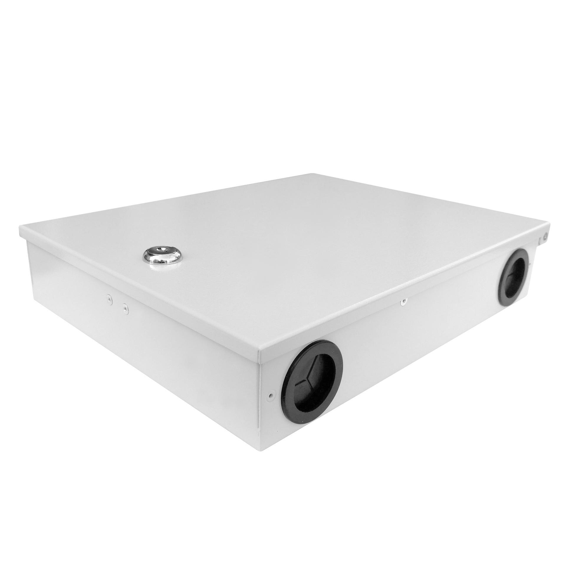 12 Port WODF Fiber Optic Distribution Box