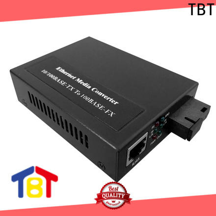 TBT converter fiber optic media converter company media