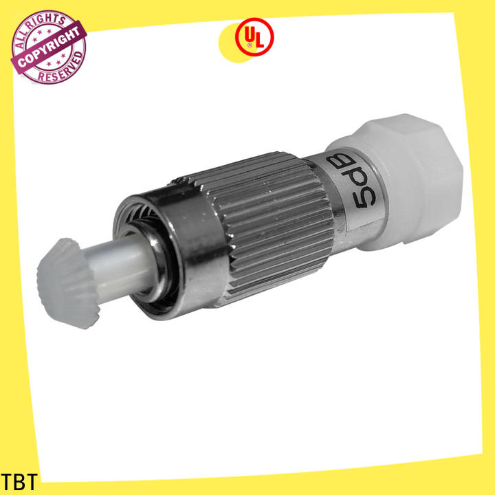 TBT New optical fiber attenuator factory electronic consumer products