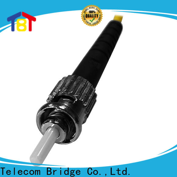 TBT Custom fiber patch cord manufacturer for business home smart electronics