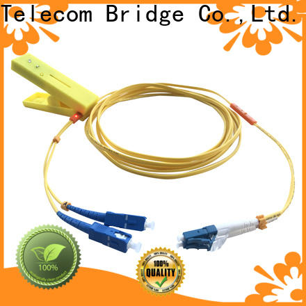 TBT Latest optical tracer patch cord manufacturers intelligent monitoring systems