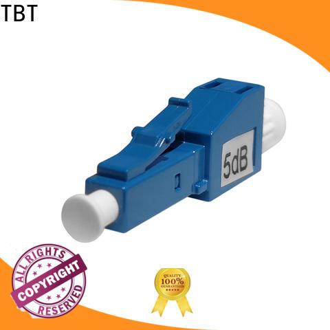 TBT sc fiber attenuators for business home smart electronics