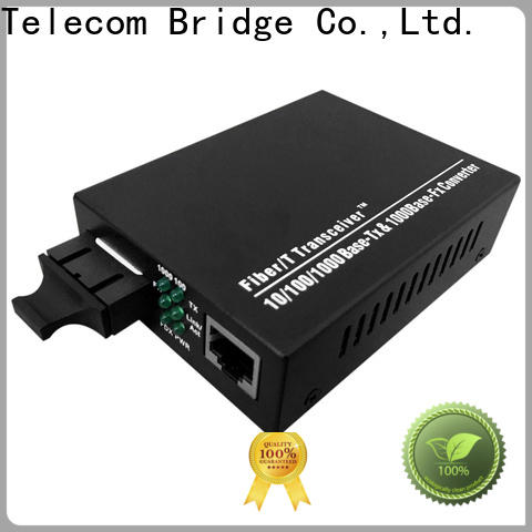 Latest fiber optic media converter fiber company media