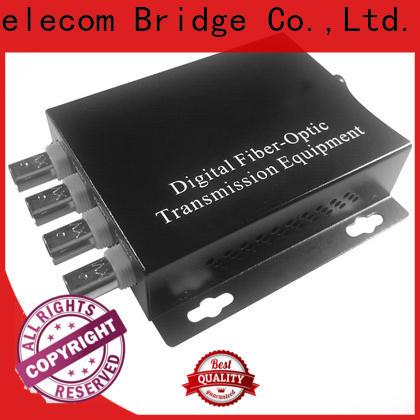 TBT Latest fiber video converter factory home smart electronics