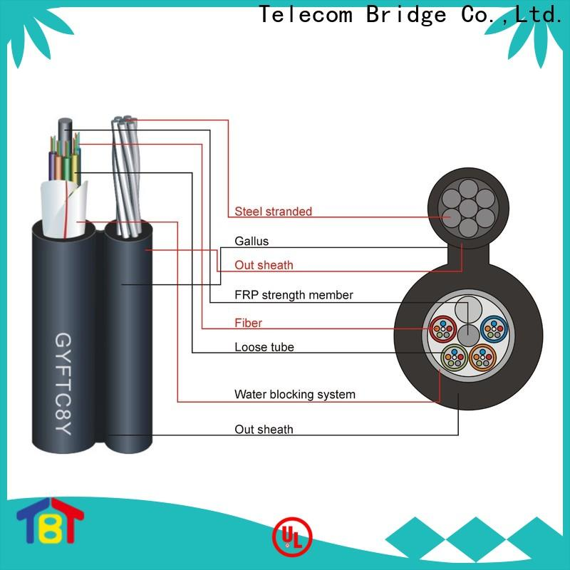 TBT New outdoor fiber optic cable manufacturers electronic consumer products