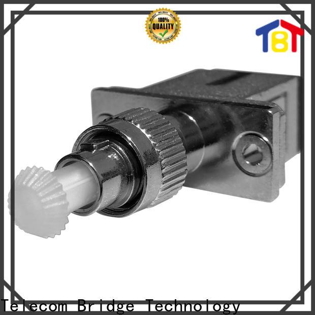 Best optical fiber adaptor quadruplex suppliers intelligent monitoring systems