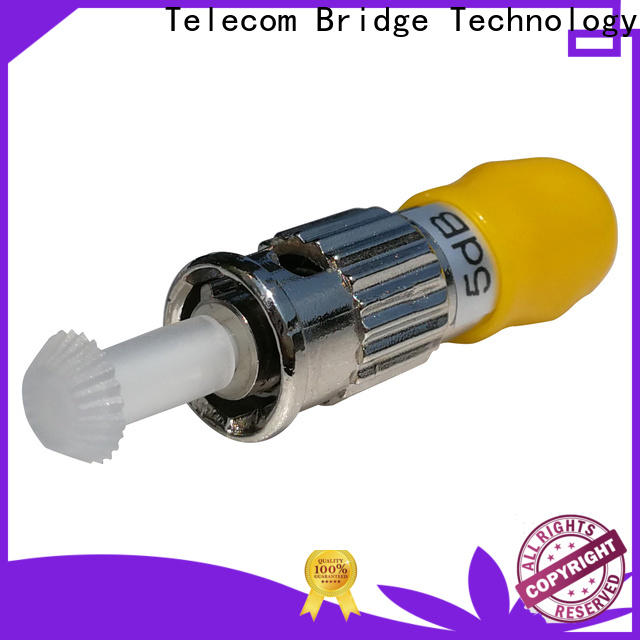 TBT optic fiber optic attenuator company intelligent monitoring systems