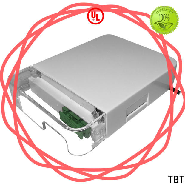 TBT duplex optical fiber distribution box factory electronic consumer products