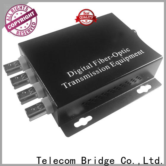 TBT Latest fiber video converter for business intelligent monitoring systems
