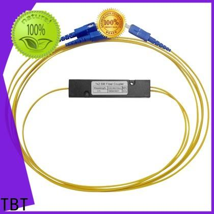 Best optic fiber splitter coupler 1x2 manufacturers intelligent monitoring systems