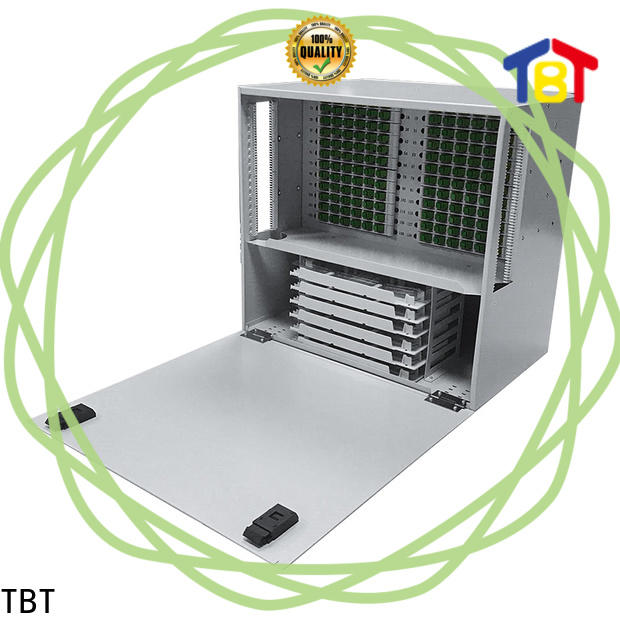 TBT Custom odf rack suppliers electronic consumer products