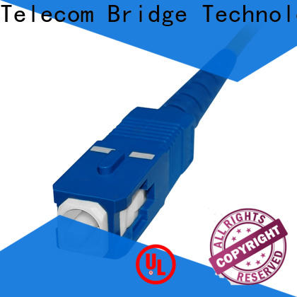 TBT High-quality fiber optic patch cord company home smart electronics