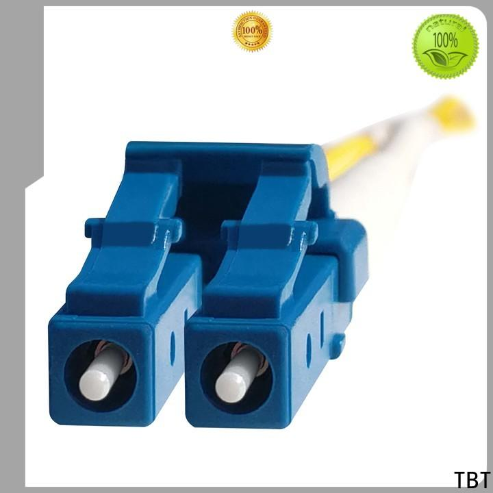 TBT fcupc fiber optic patch cord supplier for business electronic consumer products