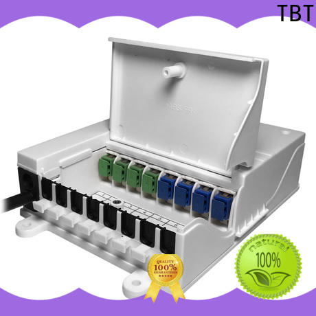 TBT Best optical fiber distribution box suppliers intelligent monitoring systems