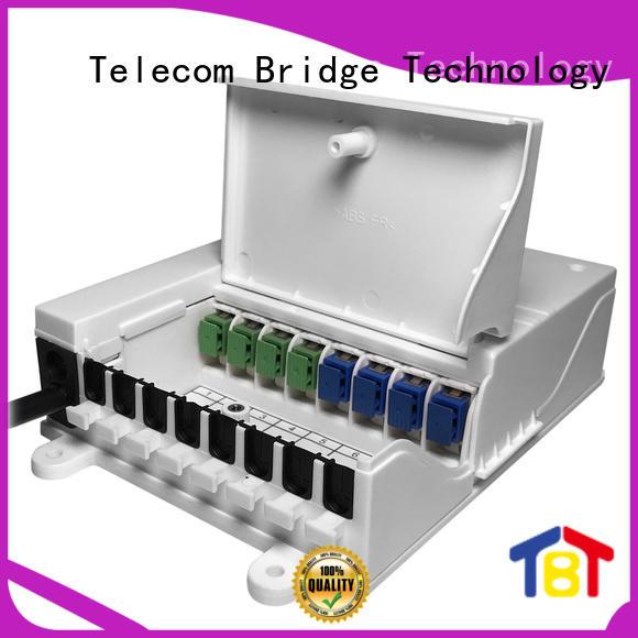 TBT Best fiber optic termination box suppliers home smart electronics