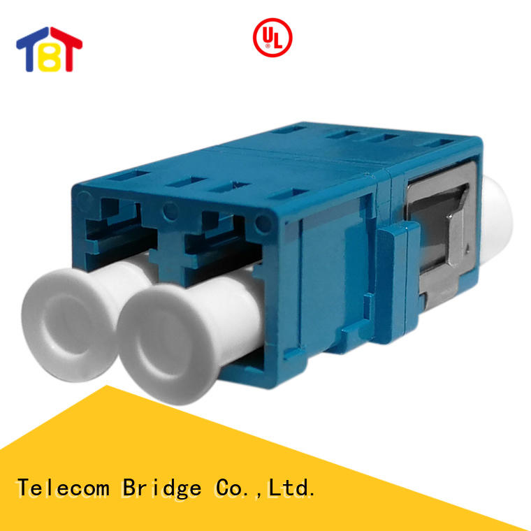 TBT fiber adapter fiber optic for business intelligent monitoring systems