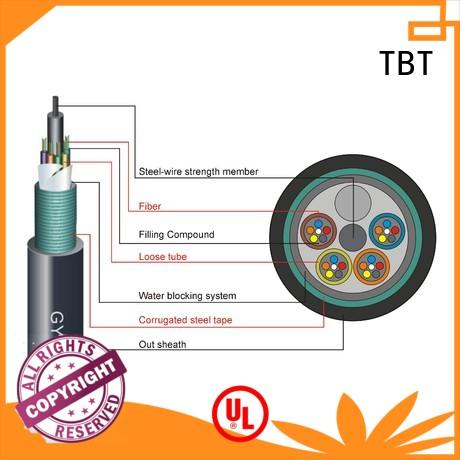 TBT high quality outdoor fiber cable custom design electronic consumer products
