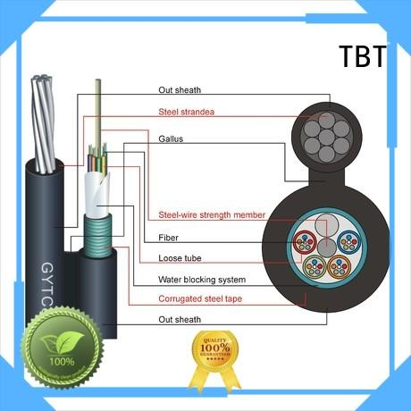 TBT Top outdoor fiber patch cable supply intelligent monitoring systems