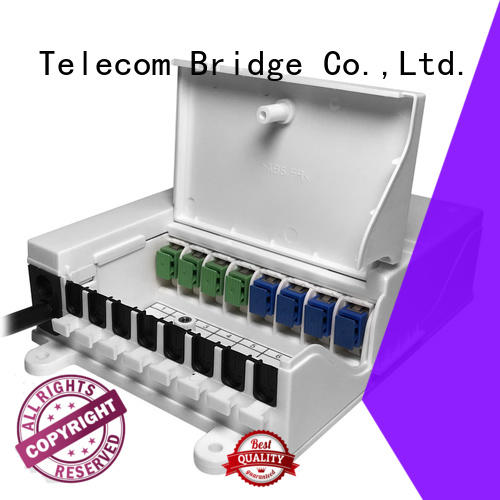 TBT superior quality fiber optic termination box manufacturers intelligent monitoring systems