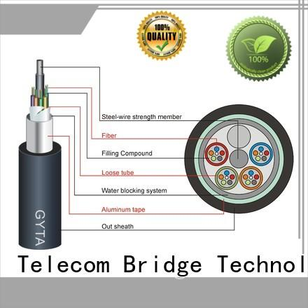 Wholesale outdoor fiber optic cable armoed manufacturers intelligent monitoring systems