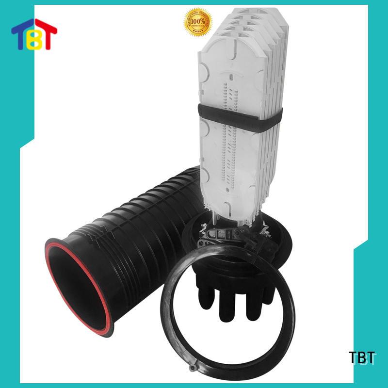 TBT closure fiber optic enclosure suppliers intelligent monitoring systems