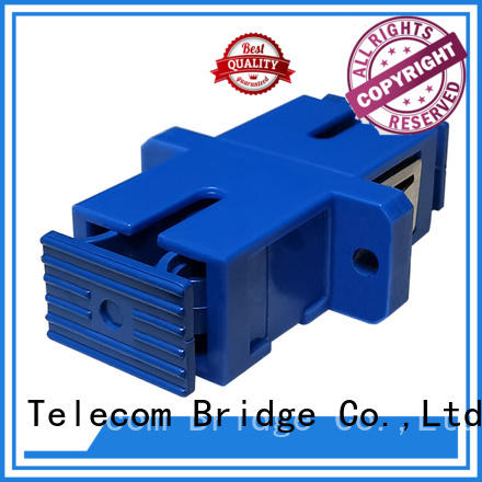 TBT simplex fiber adapter for business electronic consumer products