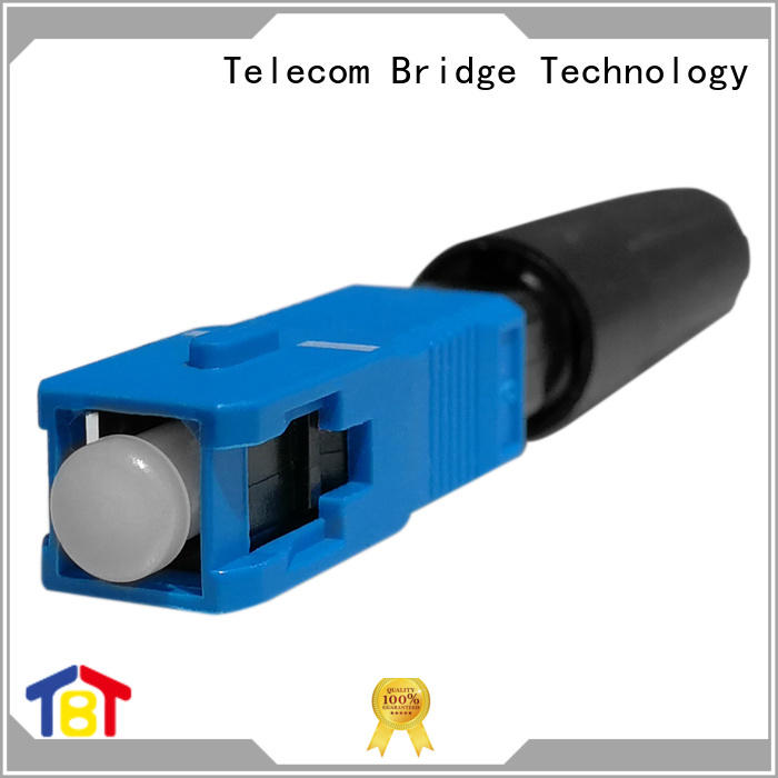 TBT New fiber optic fast connector manufacturers intelligent monitoring systems