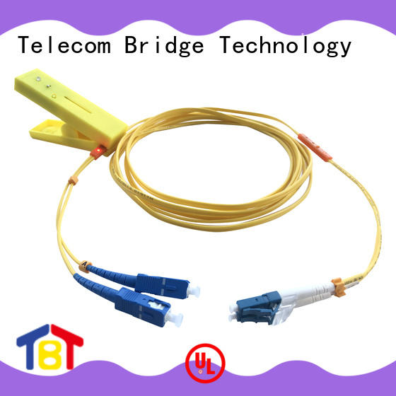 TBT Best optical tracer patch cord factory electronic consumer products