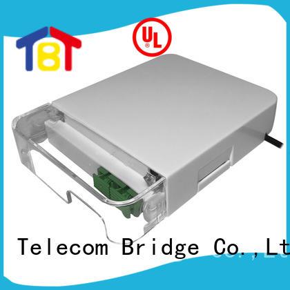 TBT termination fiber optic termination box company intelligent monitoring systems