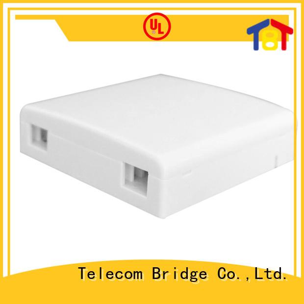 TBT professional fiber optic termination box manufacturers home smart electronics