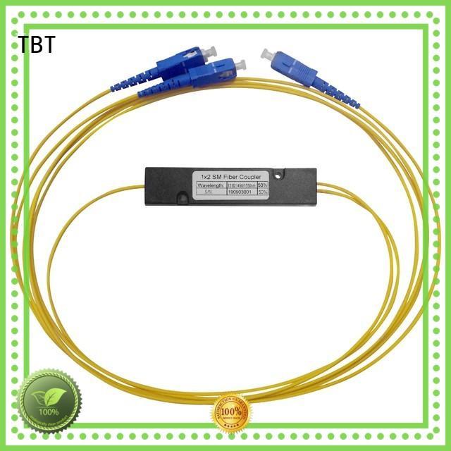 Wholesale fiber optic splitter coupler company home smart electronics