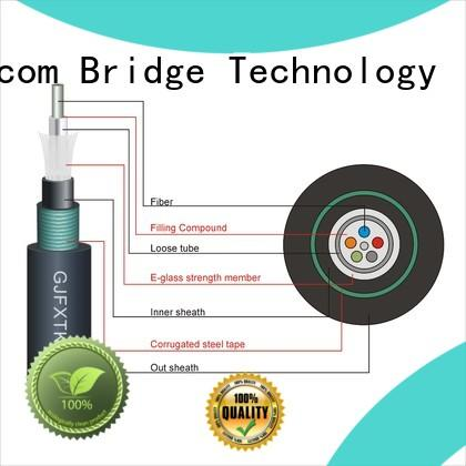TBT wholesale outdoor fiber optic cable manufacturers intelligent monitoring systems