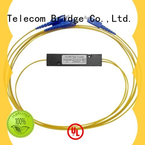 fiber optic coupler for sale intelligent monitoring systems TBT
