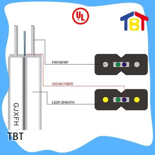 TBT ftth fiber optic supplier intelligent monitoring systems