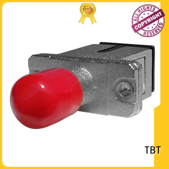 TBT Wholesale optical fiber adaptor company electronic consumer products