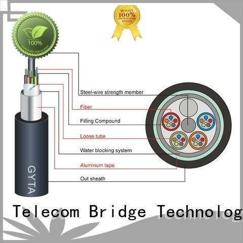 TBT professional single mode fiber cable home smart electronics